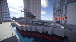 Minecraft Mini Minesweeper - USS New Bern - MS 1701 Minecraft Map & Project