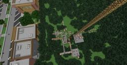 TWD Game (originally Woodbury v3.0 download in credit box) Minecraft