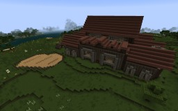 The Mansion of Steve Minecraft Map & Project