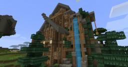 WoodBridge Manor - [1.8] Minecraft Map & Project
