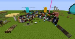 Texture Pack Display [1,8] Minecraft Map & Project