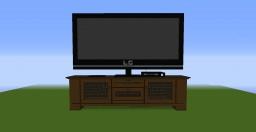 [ANT Life] TV+Cabinet Minecraft