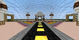 Simple vibrant spawn Minecraft Map & Project