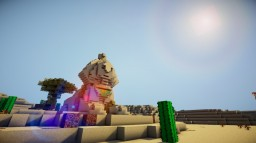 Sphinx of Ausar (adventure Map) Minecraft Map & Project