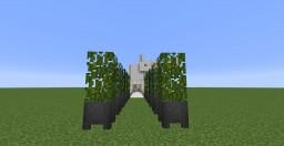 Deluxe Piston House (+BONUS ESCAPE ROUTE & BOMB SHELTER!) Minecraft Map & Project