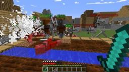 skeleton warfare Minecraft