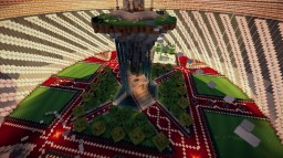 Spiral Hub Spawn Minecraft Map & Project