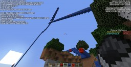 The really big roller coaster Minecraft Project