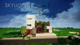 SKYLIGHT | RESIDENCE Minecraft Map & Project