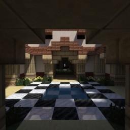Small Roman Villa Minecraft Project