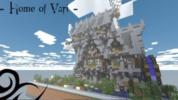 Home of Vari - Fantasy Plot Build Minecraft Map & Project