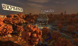 Halloween Themed Hub - Built by AtriCraft BuildTeam Minecraft Map & Project