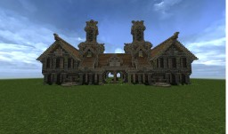Medieval Rustic Inn Minecraft Map & Project