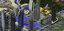 The Ritz Carlton Hotel Minecraft