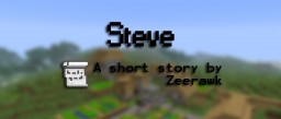Steve Minecraft Blog Post
