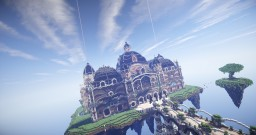 Heaven 's palace Minecraft Project