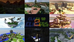 Clash of Classes 2 Minecraft Map & Project