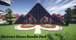 Abstract Houses Bundle Pack Minecraft Map & Project