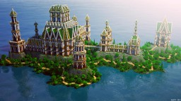 The Palace Of Daïbahr Boüiyait Minecraft Map & Project