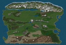 Equestria geographical minecraft map Minecraft Project