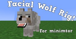 Mineimator Wolf Rig! (25 Subscribe special)