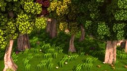 Forest Minecraft Blog