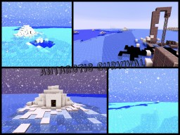 Antarctic Survival Minecraft Map & Project