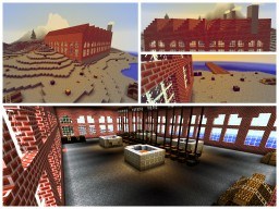 Industrial Revolution Project Minecraft Project