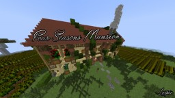 Four Seasons Mansion Minecraft Map & Project