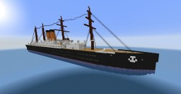 SS Germanic Minecraft Map & Project