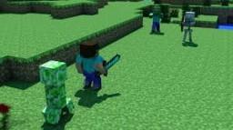 Just A Simulation - Steve's Backstory Minecraft Blog Post