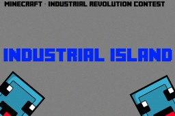 Industrial Island (PMC Industrial Revolution Entry) Minecraft Map & Project