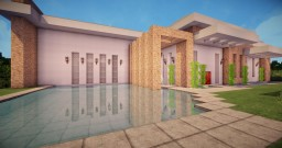 Modern Architecture III Minecraft Map & Project
