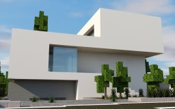 House D - Bevk Perovic Architects | Download | Visual_Architecture Minecraft Map & Project