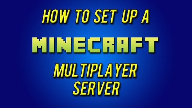 How to make your very first minecraft 1 8 vanilla server for How do you build a blog