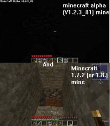 My review of Minecraft Alpha Minecraft Blog Post
