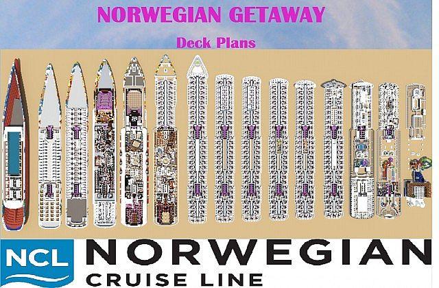 Norwegian Getaway 1 1 Scale Cruise Ship Download Full
