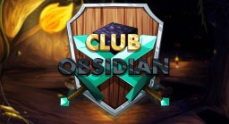 Club Obsidian || OP Prison / Cops & Robbers / Mini games Minecraft Server