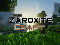 Sibogy's ZAROXITE Craft [32x] [1.8] [CUSTOM SOUNDS] [CTM] Minecraft Texture Pack