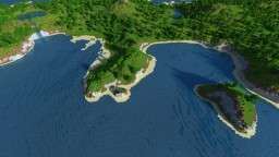North Atlantic Island Minecraft Map & Project