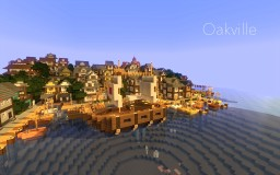 [PAUSED] Minecraft town-Oakville by Anderson_55 (perhaps 11 subs special???) Minecraft