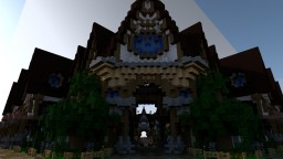 Medieval Spawn - [-Project Public Spawn-] Minecraft Project