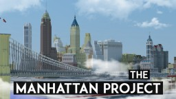 ◄=The Babylon Project=► New York City 1936. Minecraft Project