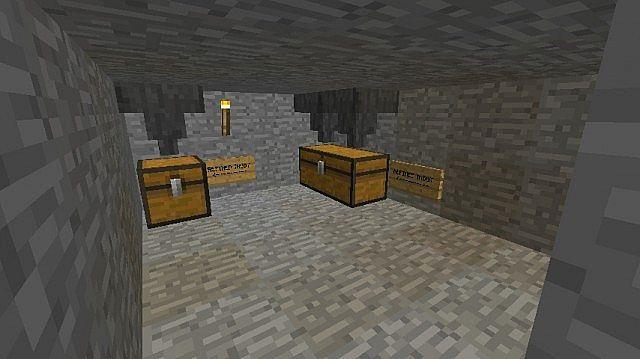 Inside Mineral Refinery B2F
