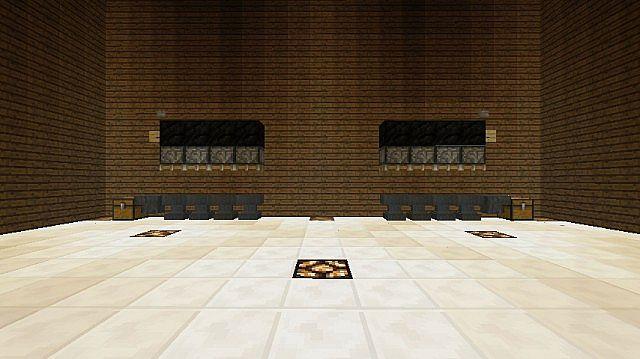 Inside Automatic Blacksmith
