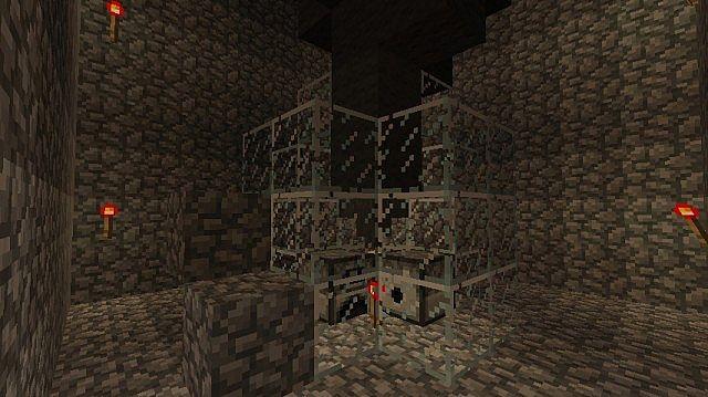 Inside Coal Power Plant