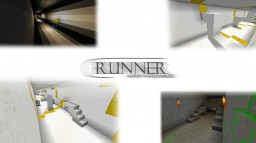 Runner -Custom Map By Wafflemaker1 [1 New Course] Minecraft Map & Project