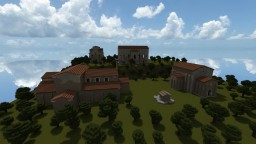 Pre-Romanesque churches of Oviedo [Minecraft 1.7.2] Minecraft Map & Project