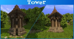 Drogo: Middle Age Tower Minecraft Map & Project
