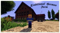 Traditional German Farm Minecraft Project